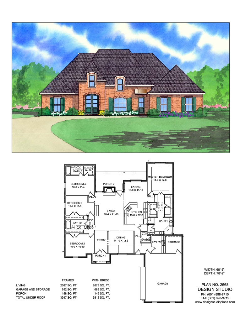 Mississippi house plans 28 images country house plans for House plans ms