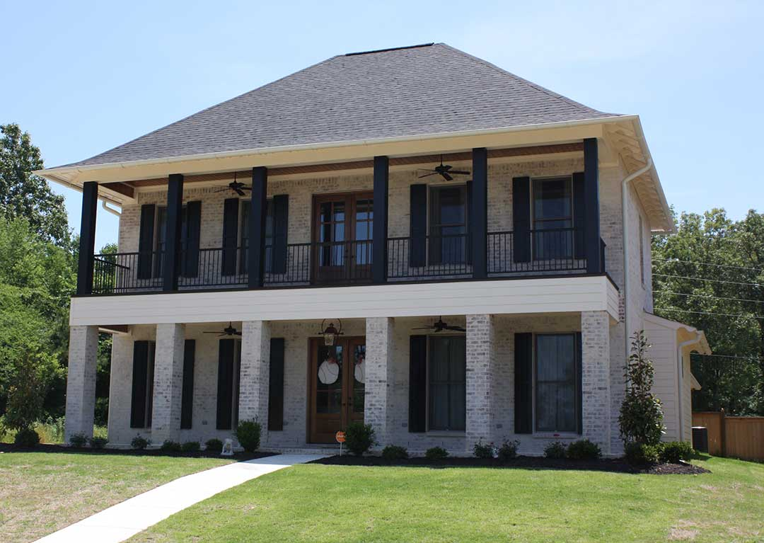 custom home plans mississippi