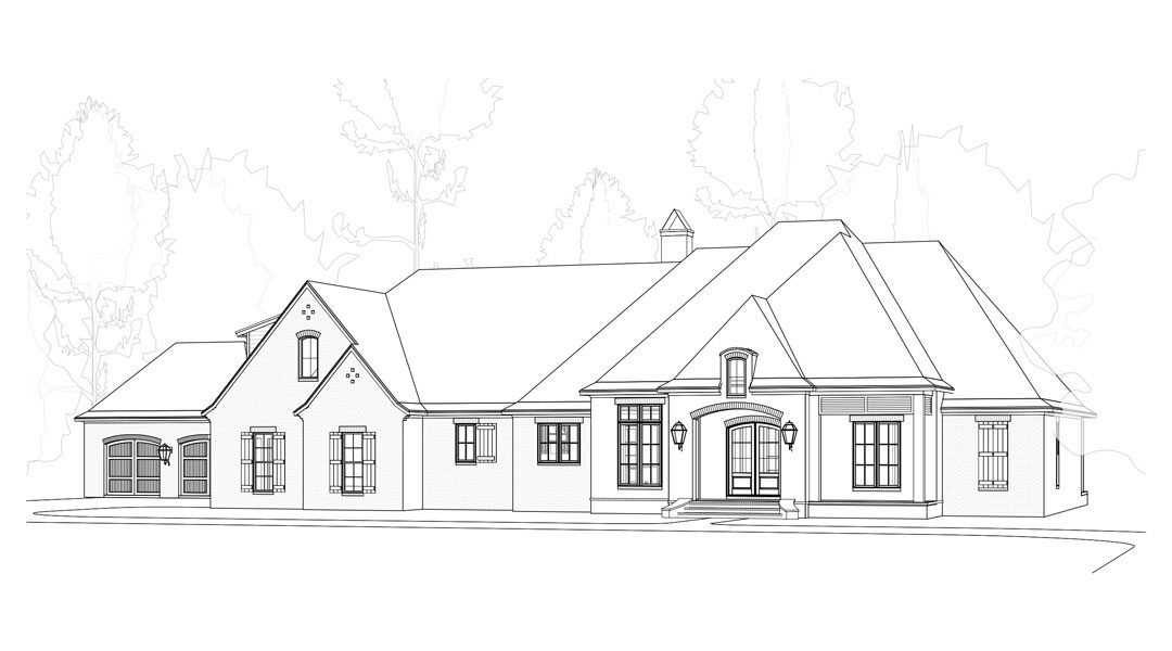 Featured Plan #4119