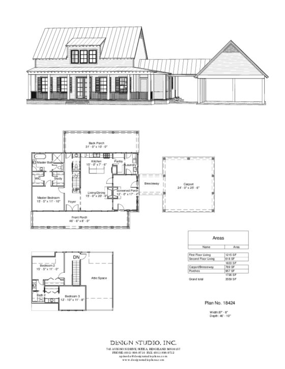 home plans and more listings design studio 18410