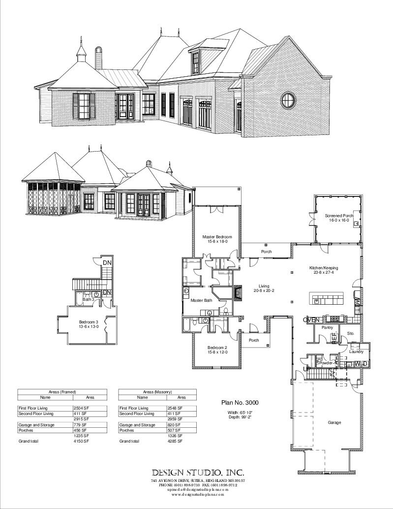 Plan 3000 Design Studio